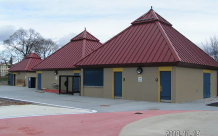 bathhouse facility improvements