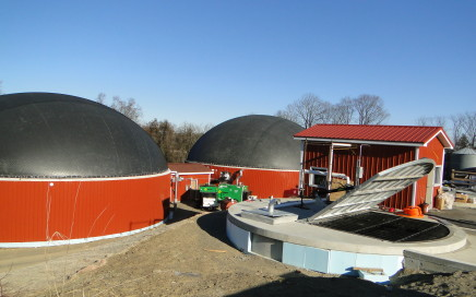 Exeter ME Anaerobic Digester