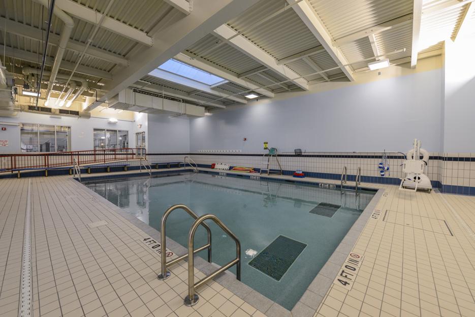 Indoor Aquatics Center Weston Amp Sampson