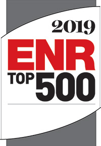 2019 ENR Top 500 Design Firm