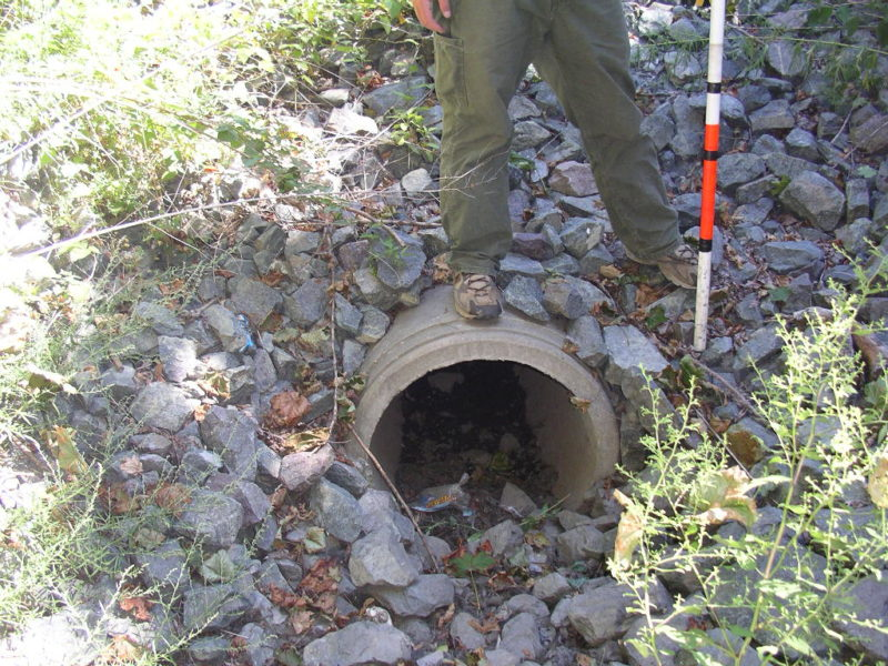 Stormwater Outfall Inspection Weston Amp Sampson