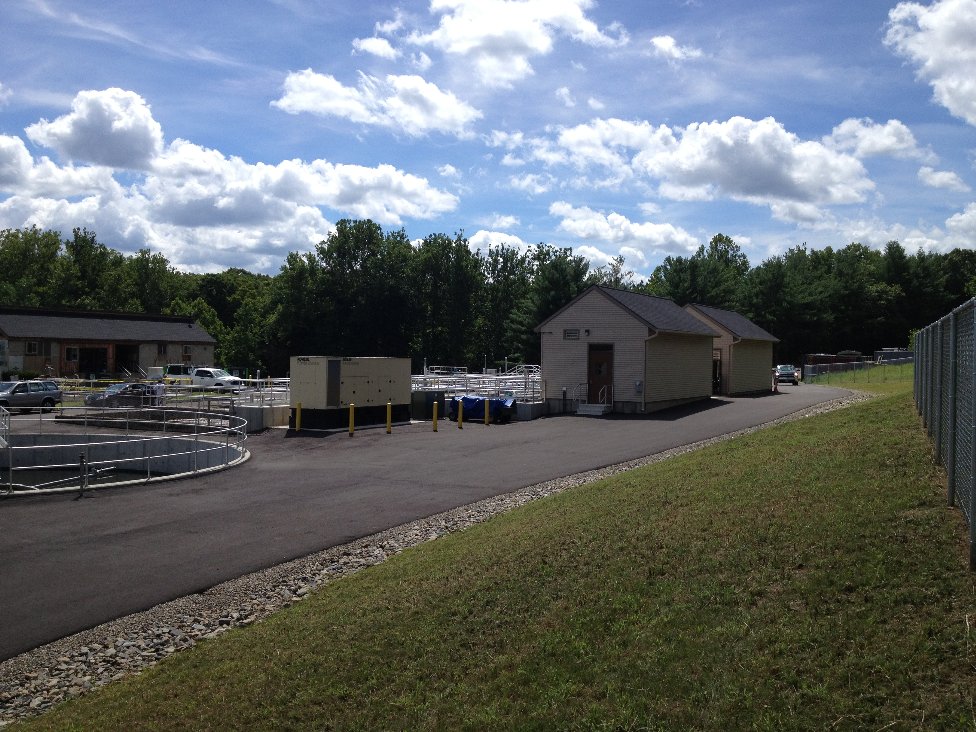 water pollution control Water pollution control manages three individual sanitary sewer systems each having its own treatment plant that serve the more populated regions of stonington including the villages of mystic, old mystic, pawcatuck, and stonington borough.