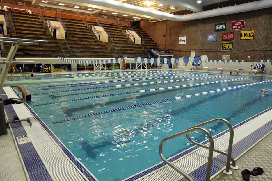 Indoor Competition Pool Weston Sampson