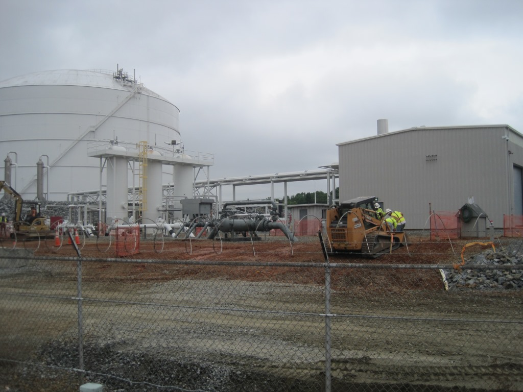 Liquefied (LNG) Gas Station Replacement