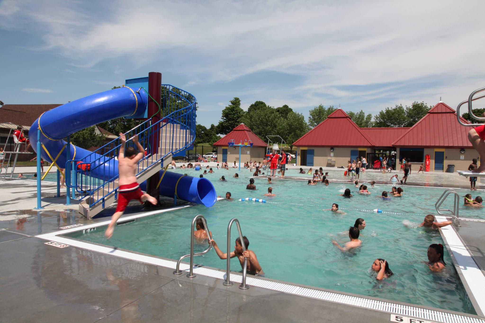 Pool Operations Weston Sampson