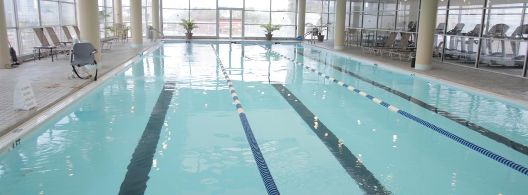 Indoor Outdoor Hotel Pool Weston Sampson