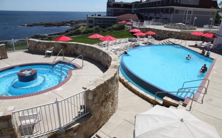 luxury spa