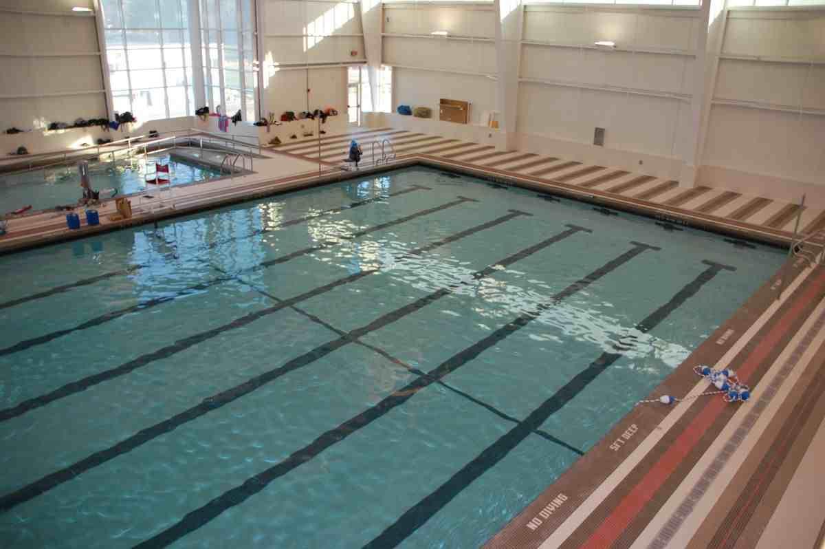 Ymca Pool Weston Amp Sampson