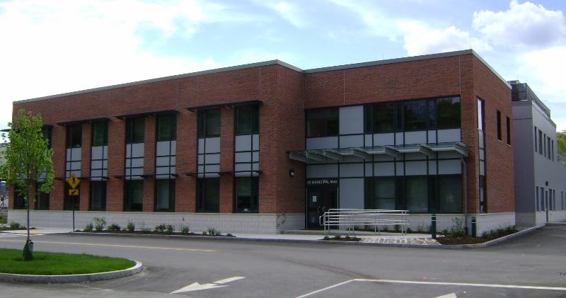 Weston Building Department Ma