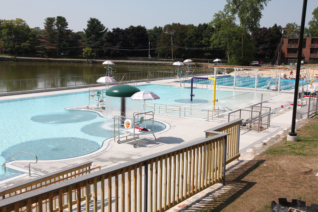 Needham Rosemary Aquatics Recreation Complex