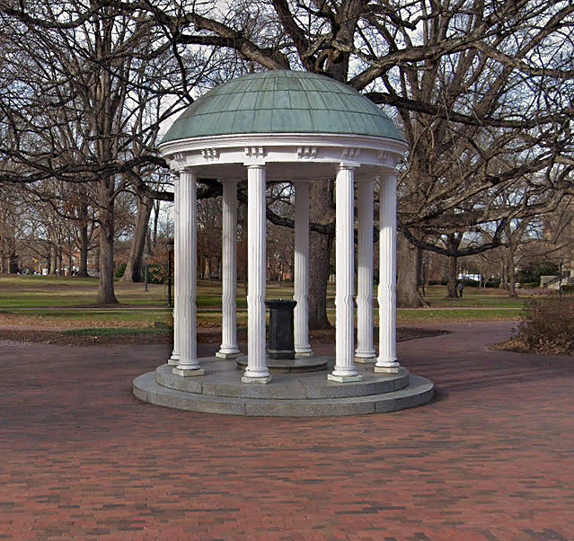 UNC-Chapel Hill parking area construction administration and inspections