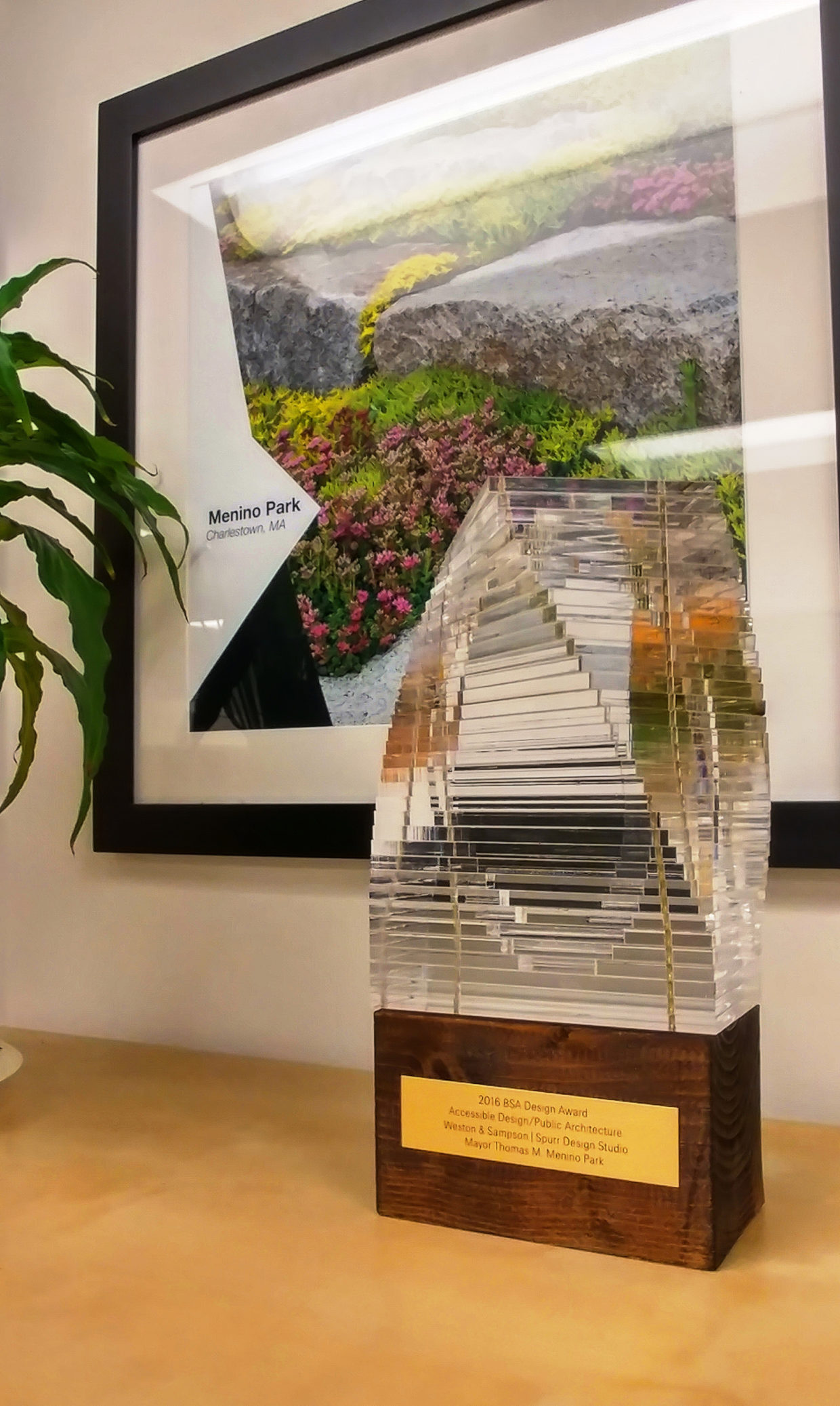 2016 Hobson Award for Excellence in Accessible Design