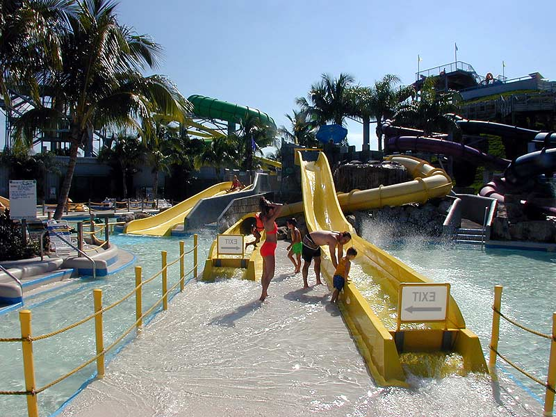 Outdoor Waterpark Design And Construction Weston Amp Sampson