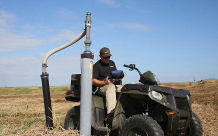 landfill gas monitoring