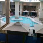 Resorts World Catskills pools