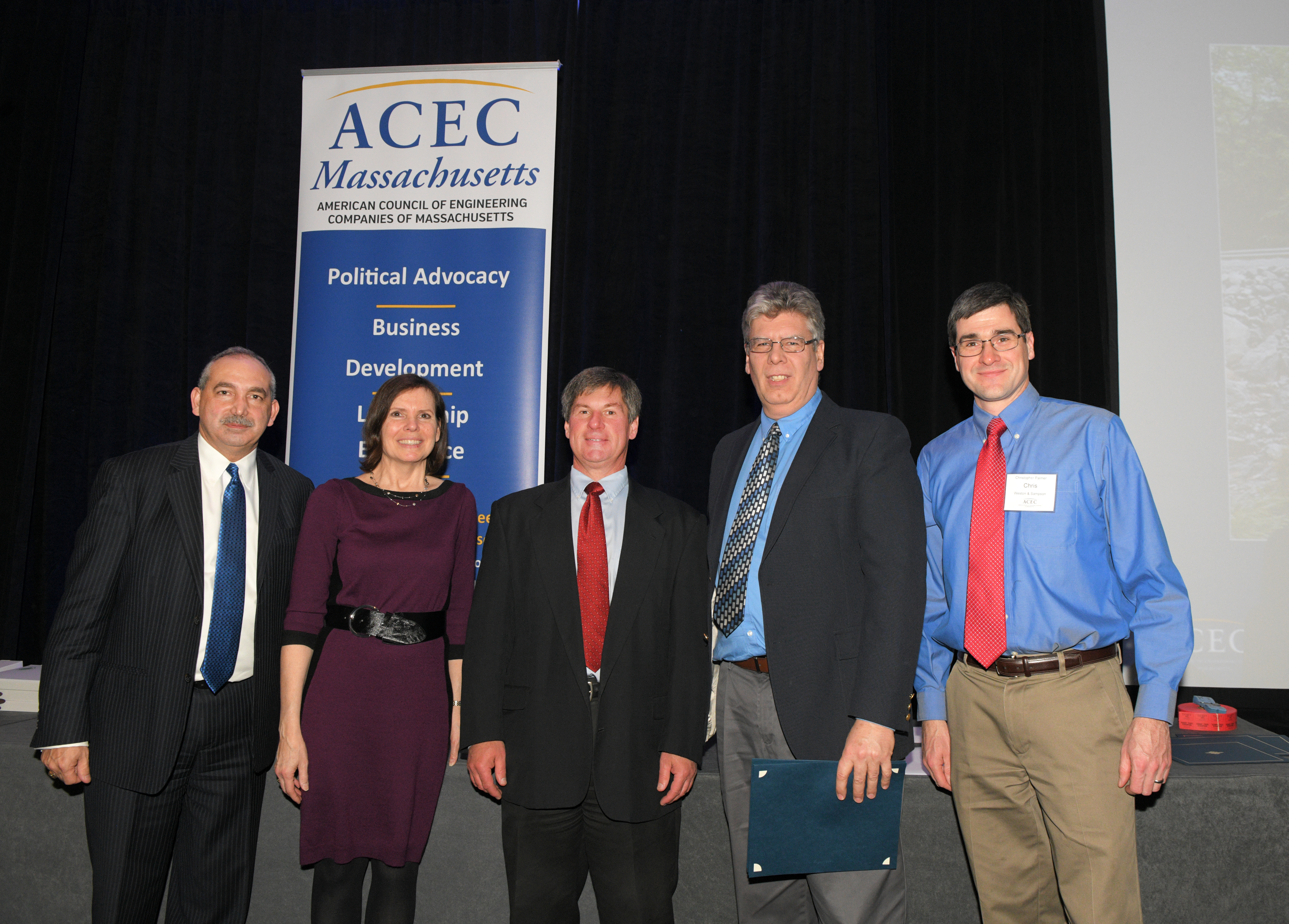 ACEC Massachusetts Engineering Excellence and Awards Gala 2018