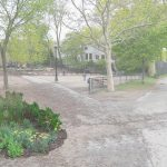 Brookline Climate Adaptation and Resilience After Rendering