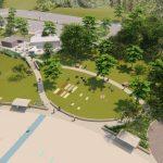 New Bathhouse Design and Permitting at Centennial Beach, Hudson, MA