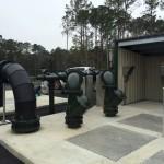 Pump station design-bid-build