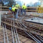 construction of water and wastewater treatment facilities