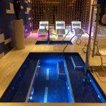 Encore Boston Harbor pools