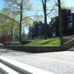 college plaza