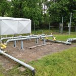 Regulator Station Design and Construction, Greensboro, NC