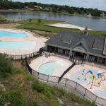 outdoor public pool facility design & engineering