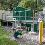 flood resilient pump station design