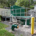 flood resilient pump station design