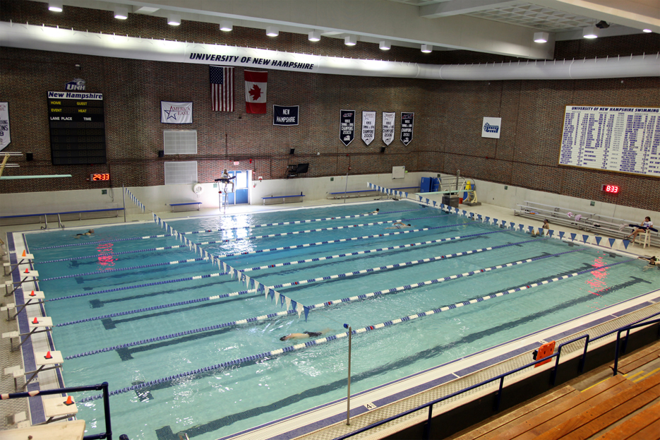 Indoor Competition Pool Weston Amp Sampson