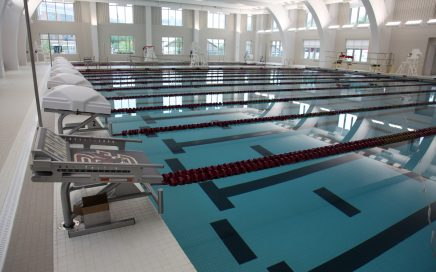 Boston College Pools
