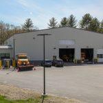 Boylston highway department garage facility