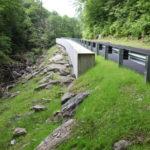 Geotechnical Slope Stabilization Savoy Black Brook Road