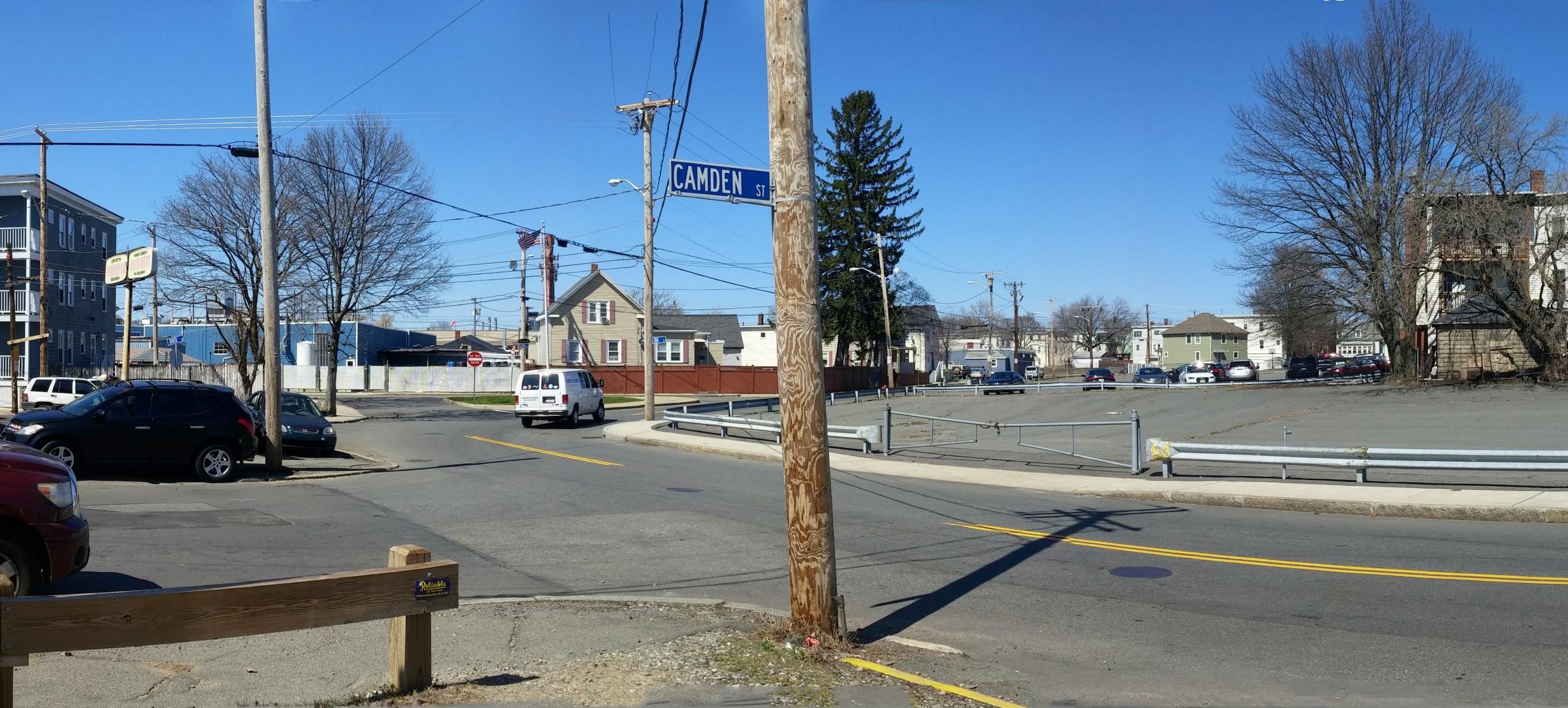 Lynn Coastal Zone Management camden street before