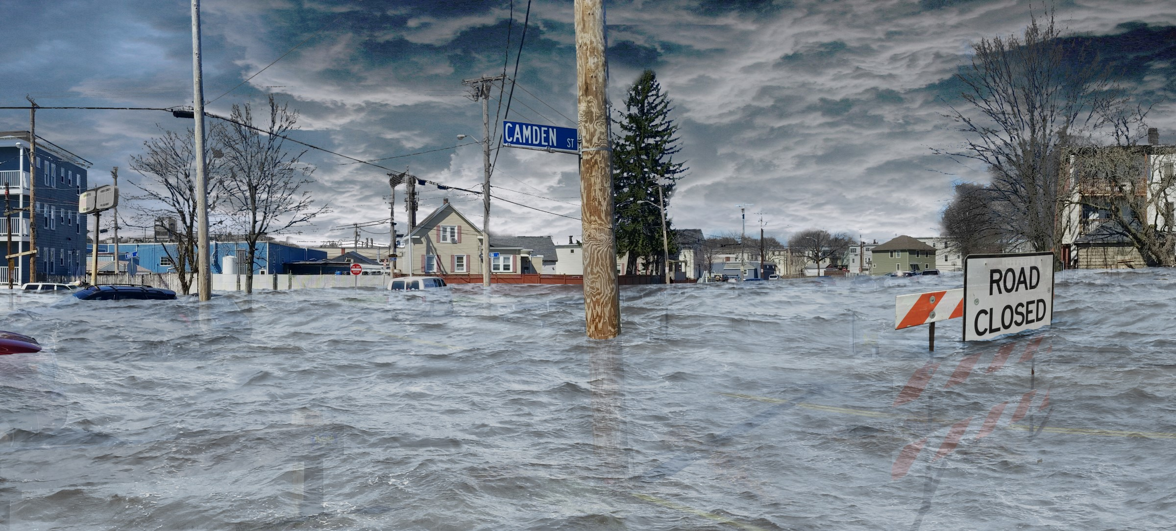 Lynn Coastal Zone Management camden street inundation happier