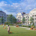 Centennial Beach, Hudson, MA, Lumion virtual model and render