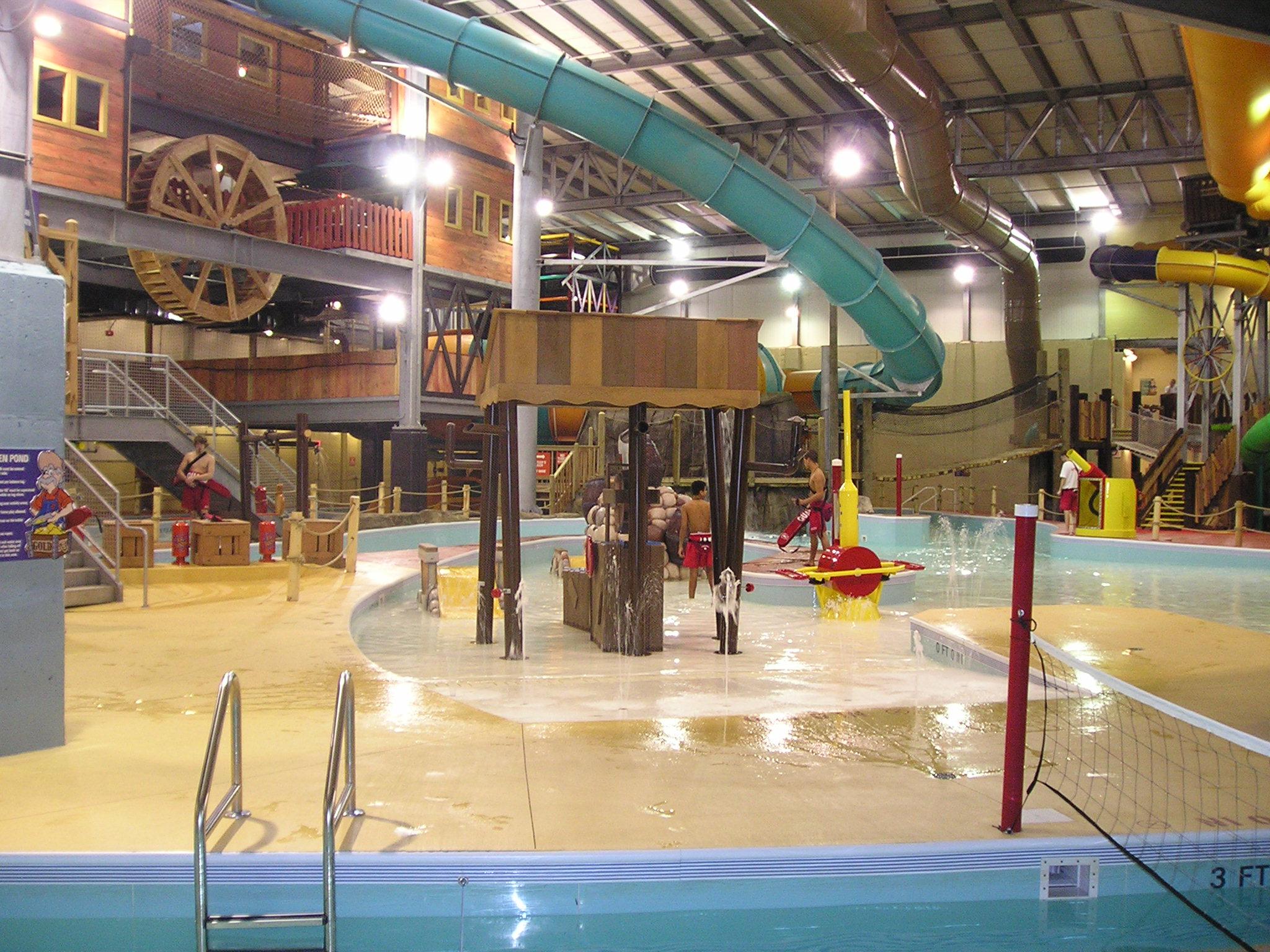 Indoor Resort Waterpark Weston Amp Sampson