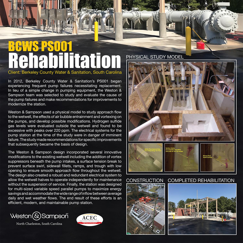 BCWS PS001 Rehabilitation