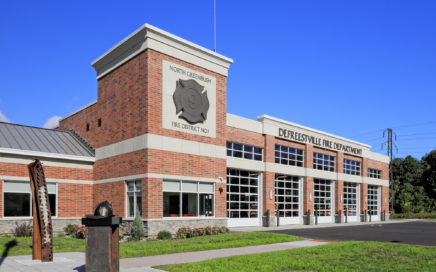 fire station design and engineering
