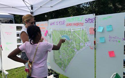 Boston Common Master Plan