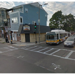 Bus stop accessibility improvements