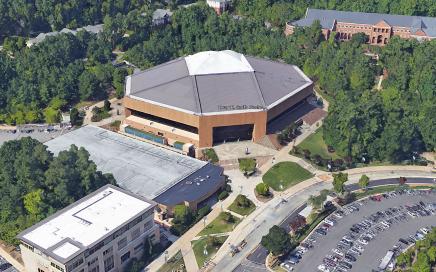Dean E. Smith Center, Chapel Hill, NC