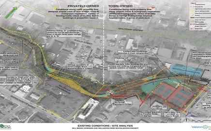 Wellington Park: Site analysis