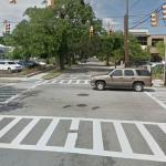Huger Streetscape, City of Charleston, Charleston, SC