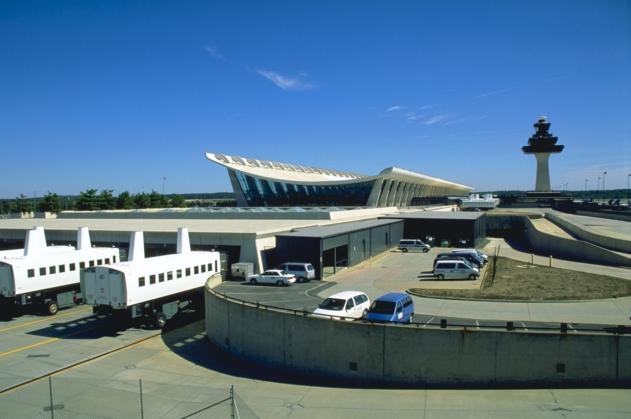 Level B SUE services Dulles International Airport