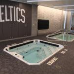 Celtics Training Facility Pools