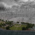 Langone & Puopolo Stormy Day Rendering