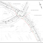 Town of Apex (NC) Realignment of Lufkin Road at US 1