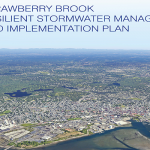 Lynn, MA Strawberry Brook Green Infrastructure Cover